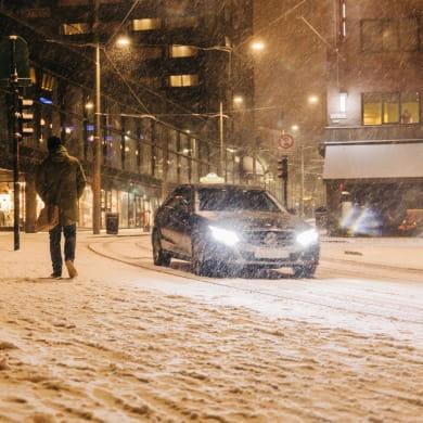 Taxi Courchevel nuit dimanche et tous les jours
